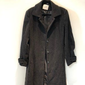 Oleg Cassini Long Wool Coat